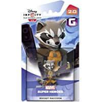 Figurine Disney Infinity 2.0 : Marvel Super Heroes - Rocket Raccoon