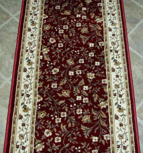 101229 - Rug Depot Traditional Oriental Hall Runner Remnant - 26