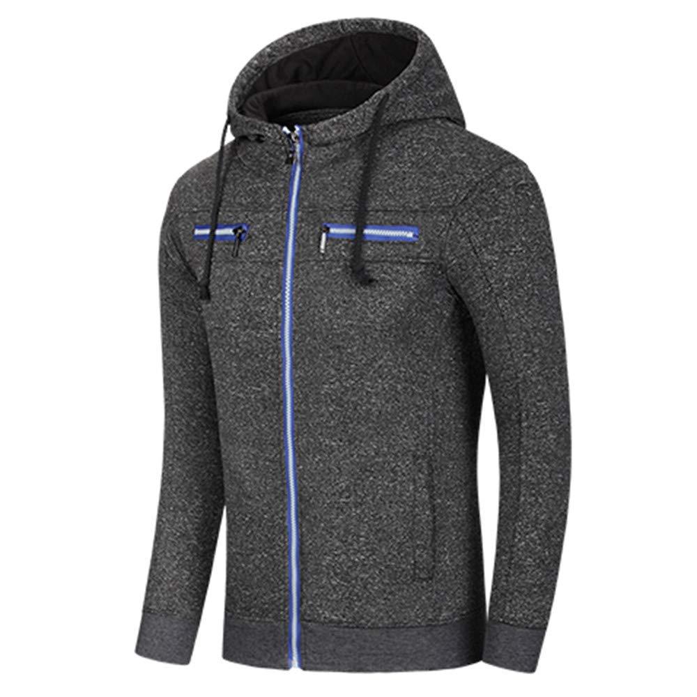 Amazon.com: PASATO Classic Cloth! Chaqueta con capucha y ...