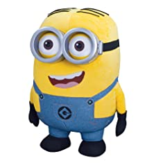 "Despicable Me Jumbo Talking Minion Dave 16"" Action Figure"