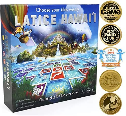 Latice Hawaii Family Strategy Board product image