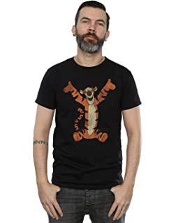 5685b14945442 Disney Men s Winnie The Pooh Tigger 1968 T-Shirt  Amazon.co.uk  Clothing