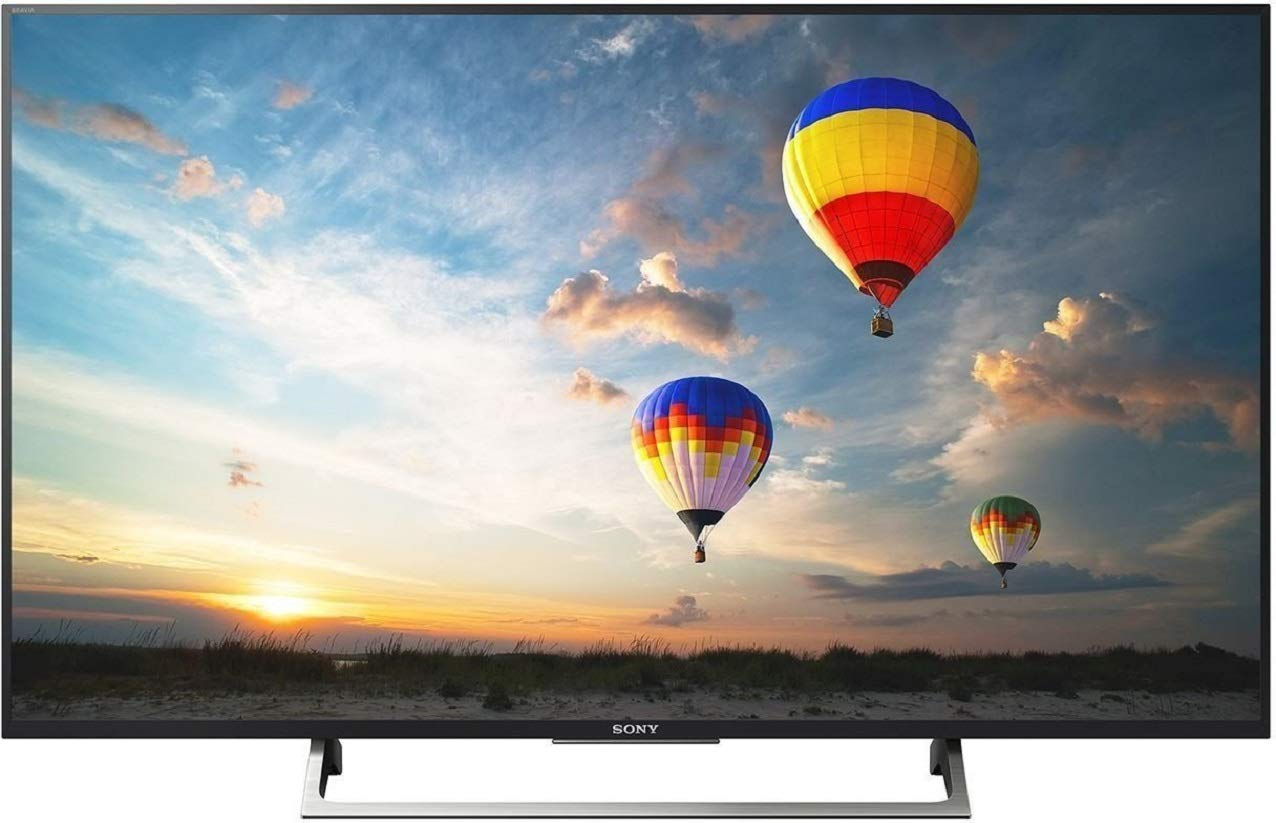 Sony Bravia 124.5 cm (49 Inches) 4K UHD LED Smart Android TV KD-49X8200E (Black) (2017 model)
