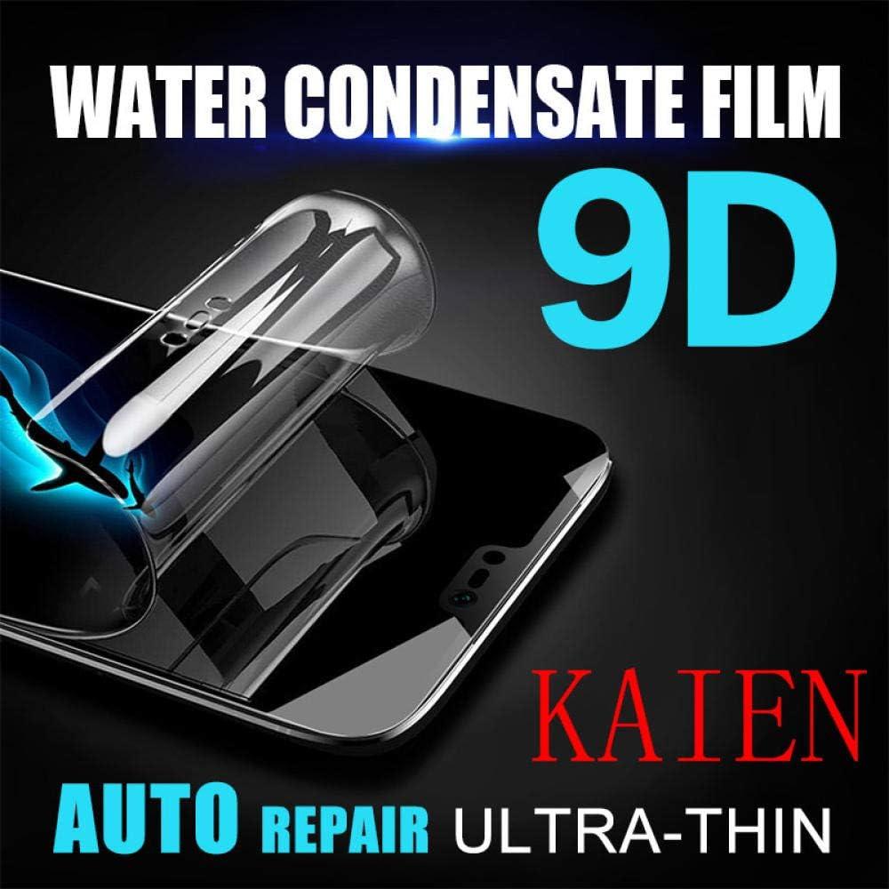 STCMW [3 Piezas] Película de hidrogel para Xiaomi Redmi Note 7 Pro película redmi Note 4X Redmi 7A 5A 6A Protector de Pantalla para Redmi 4X 5 Plus Película Protectora-Redmi Note 4X-4G 64G