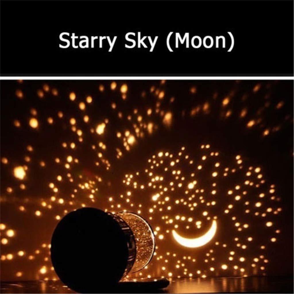 ciellte lamparillas lámpara de noche estrella celeste Cosmos ...