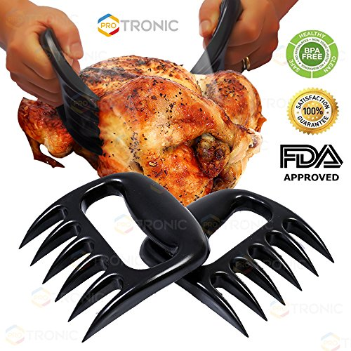 Pro Tronic Shredder Barbecue Accessories product image