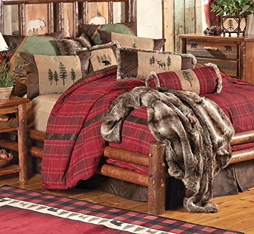 Highlands Cabin Bed Set - King