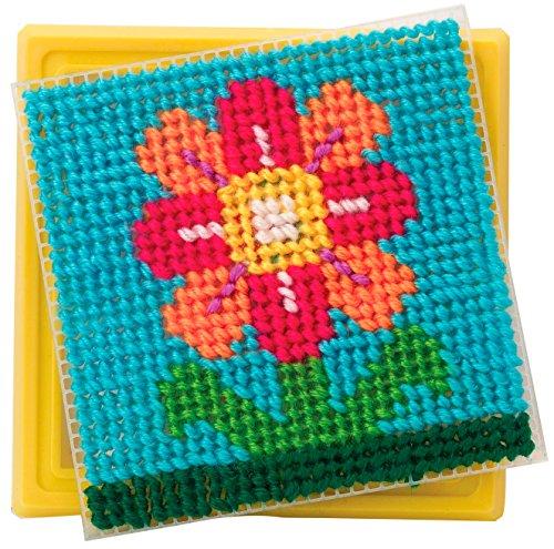ALEX Toys Craft Simply Needlepoint Flower