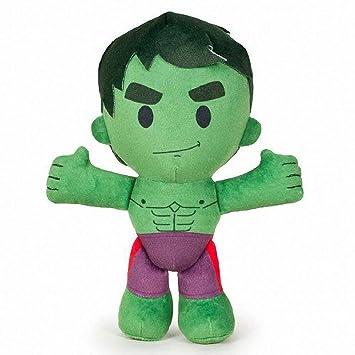Peluche Hulk Vengadores Avengers Marvel soft 19cm …