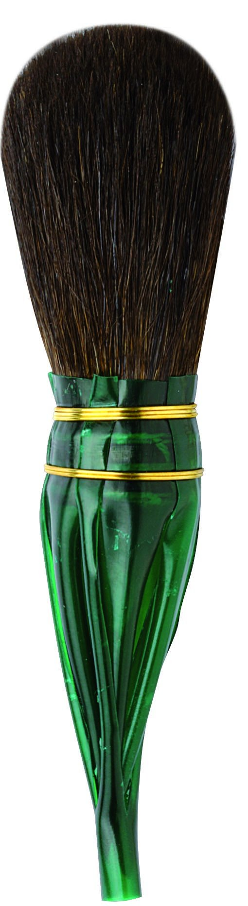da Vinci Gilding Series 710 Double Quill Gilder Mop, Oval Blue Squirrel Hair, Size 20
