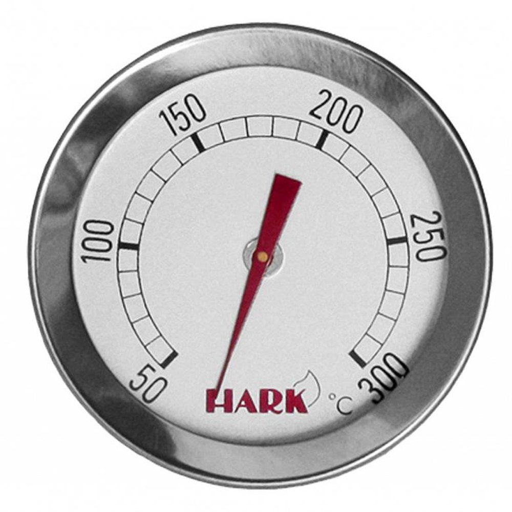 HARK Thermometer Standthermometer Thermostat 50 - 300°C Kamin Ofen ...