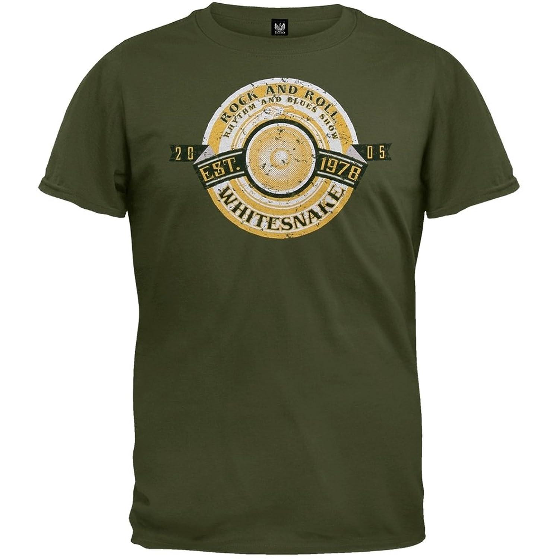 T shirt whitesnake - T Shirt Whitesnake 16