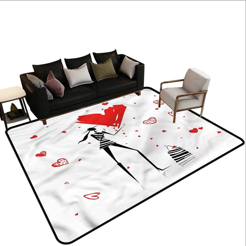 Girls,Living Room Bedroom Carpets