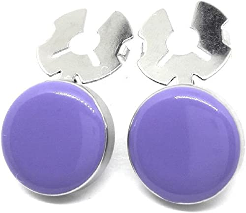 Menz Jewelry Accs Shirt Button Covers ! Manufacturers Direct Pricing!!