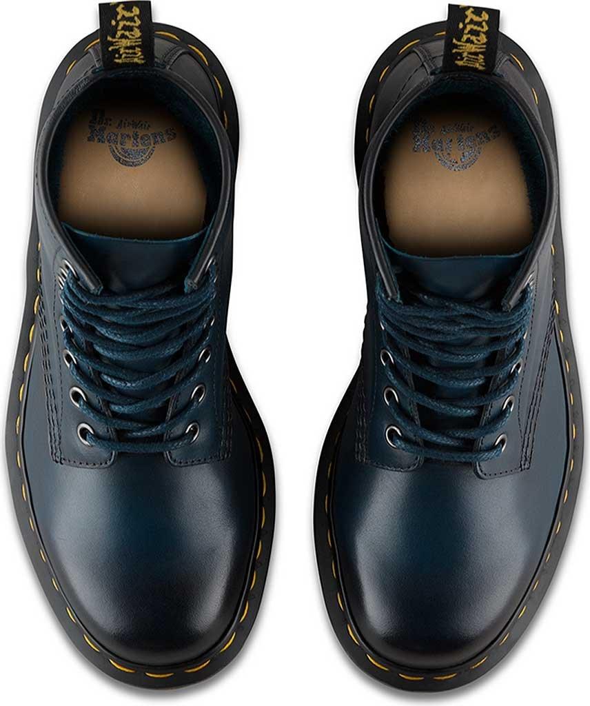 Eyelet Womens Martens 36 8 1460 Dr Boots EU Antique Leather Temperley Blue qw4aOqpB