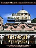 Global Treasures - Rilski Manastir - Bulgaria