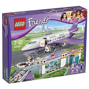 Lego Friends Heartlake Airport 41109 - 61Aatk2ZDeL - Friends Lego Lego Heart Lake Airport 41109