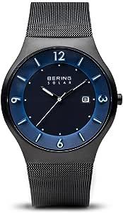 BERING Men's Quartz Analog Watch