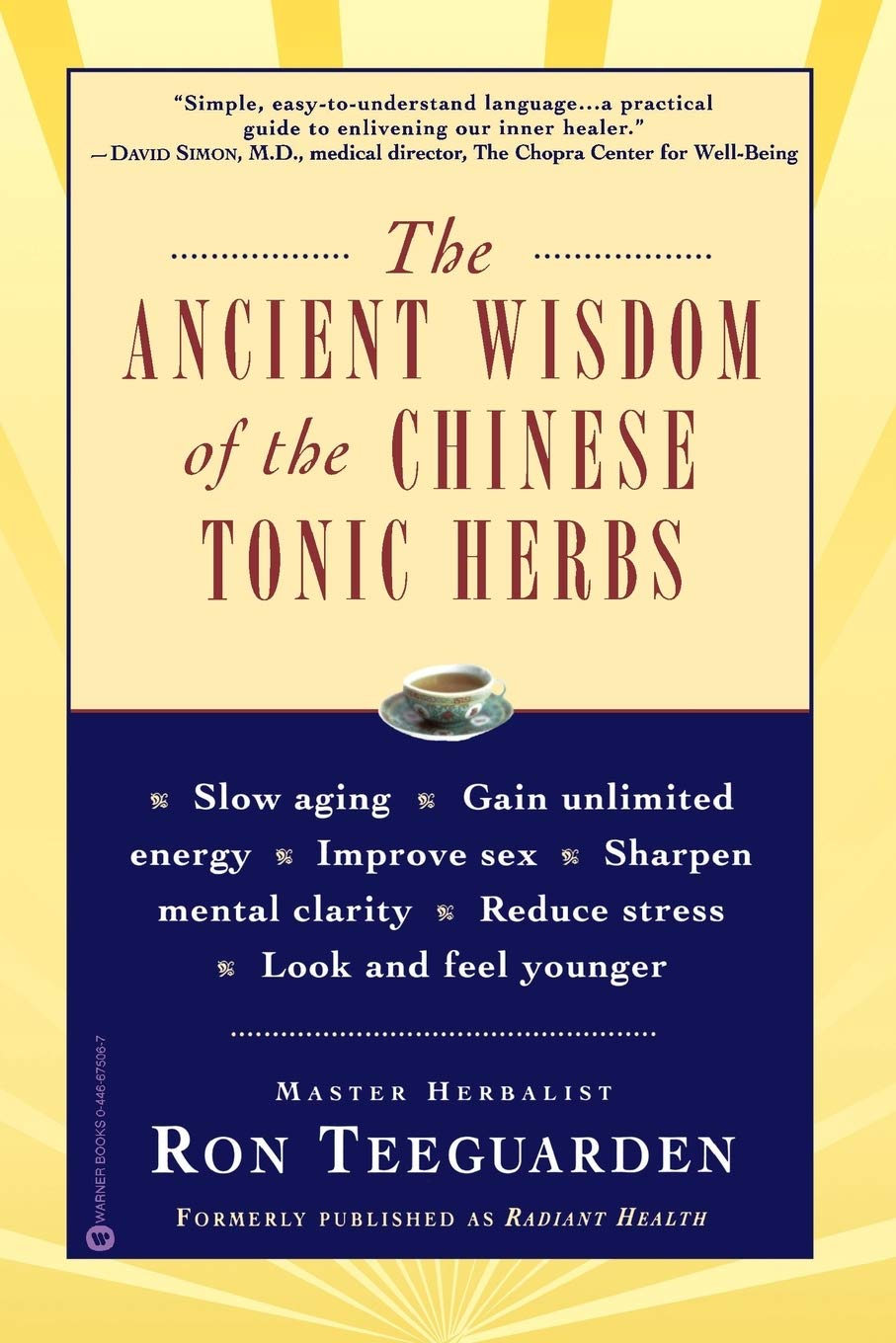 Ancient Wisdom of the Chinese Tonic Herbs, The: Amazon.es ...