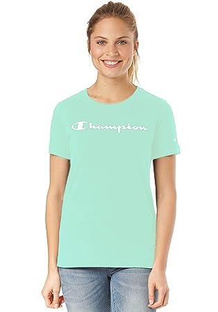 Para Crewneck esDeportes Y Camiseta MujerAmazon Aire Champion CeBoWrdx