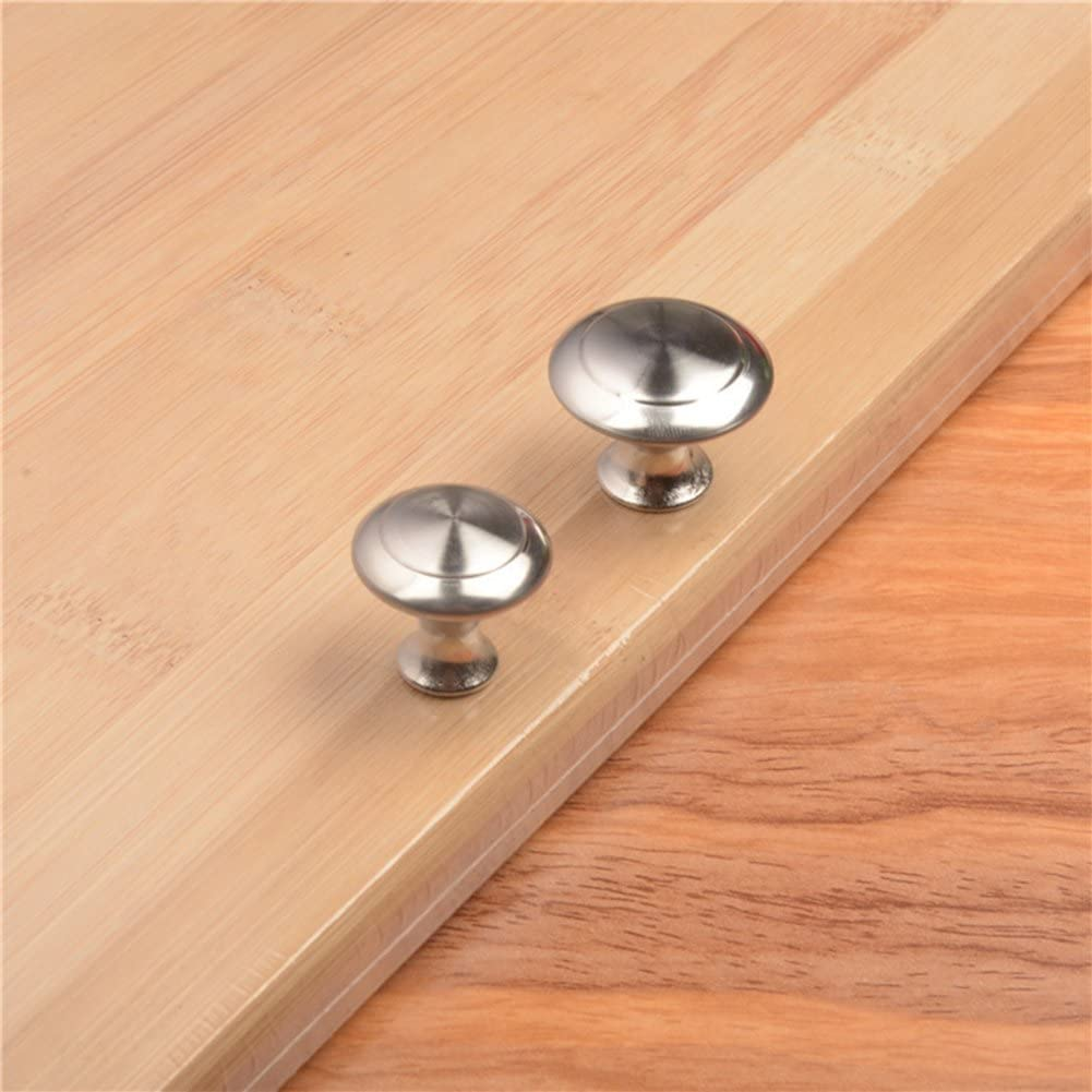 10x Chytaii Drawer Knobs Pull Handles Cabinet Door Handle Cupboard Drawer Pull Handles with Screws L