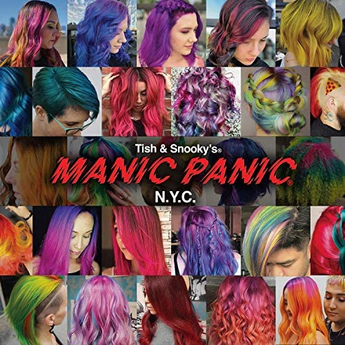 Manic Panic Amplified Coloration Semi Permanente Vibrante (Blue Moon - Bleu)