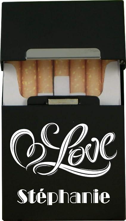 étui à Cigarettes Love Cadeau Original Saint Valentin
