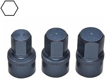 """3//8/"""" Drive Hex//Allen Impact Socket 13mm"""