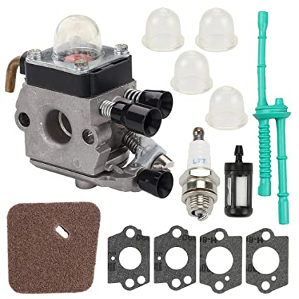 Carburetor Carb For Stihl Trimmers FS38 FS45  FS55 FS74 FS75 FS76 FS80 FS8