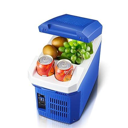 Amazon.es: AMYMGLL Refrigerador del Coche 8L/Mini refrigerador del ...