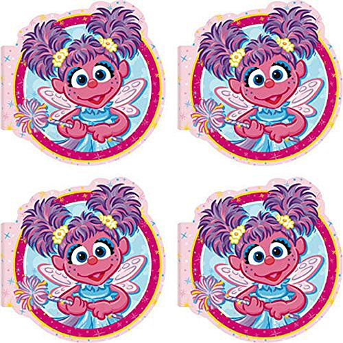 Abby Cadabby Mini Notebooks (4ct) - Abby Mini Cadabby