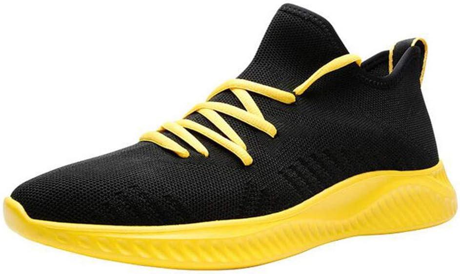 YXL Zapatillas de Deporte para Hombre: Zapatos para Correr, Tenis ...