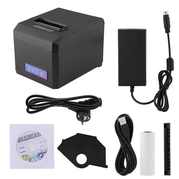 Tonysa - Caja registradora de 80 mm, Impresora térmica de Tickets ...