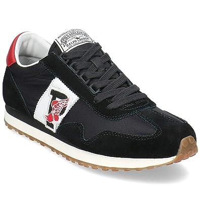 Zapatillas Polo Ralph Lauren Train 90 P - Color - Negro, Talla - 40 ...