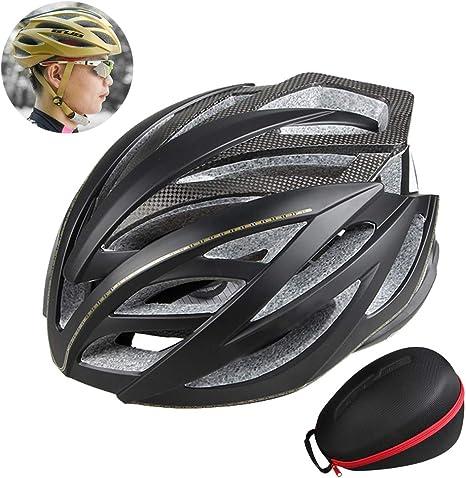 MontañA, Bicicleta de Carretera con Casco/Equipo de Seguridad para ...