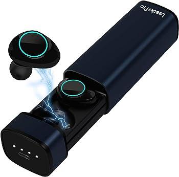 LeaderPro Bluetooth 5.0 IPX5 Waterproof True Wireless Earbuds