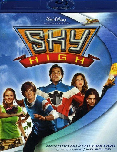 Blu-ray : Sky High (2005) (Widescreen, Dubbed, Dolby, AC-3)