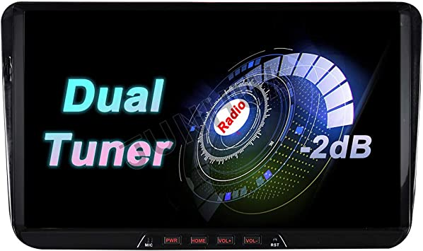 Android 10 0 2g 32gb Carplay Android Auto Dual Tuner Elektronik