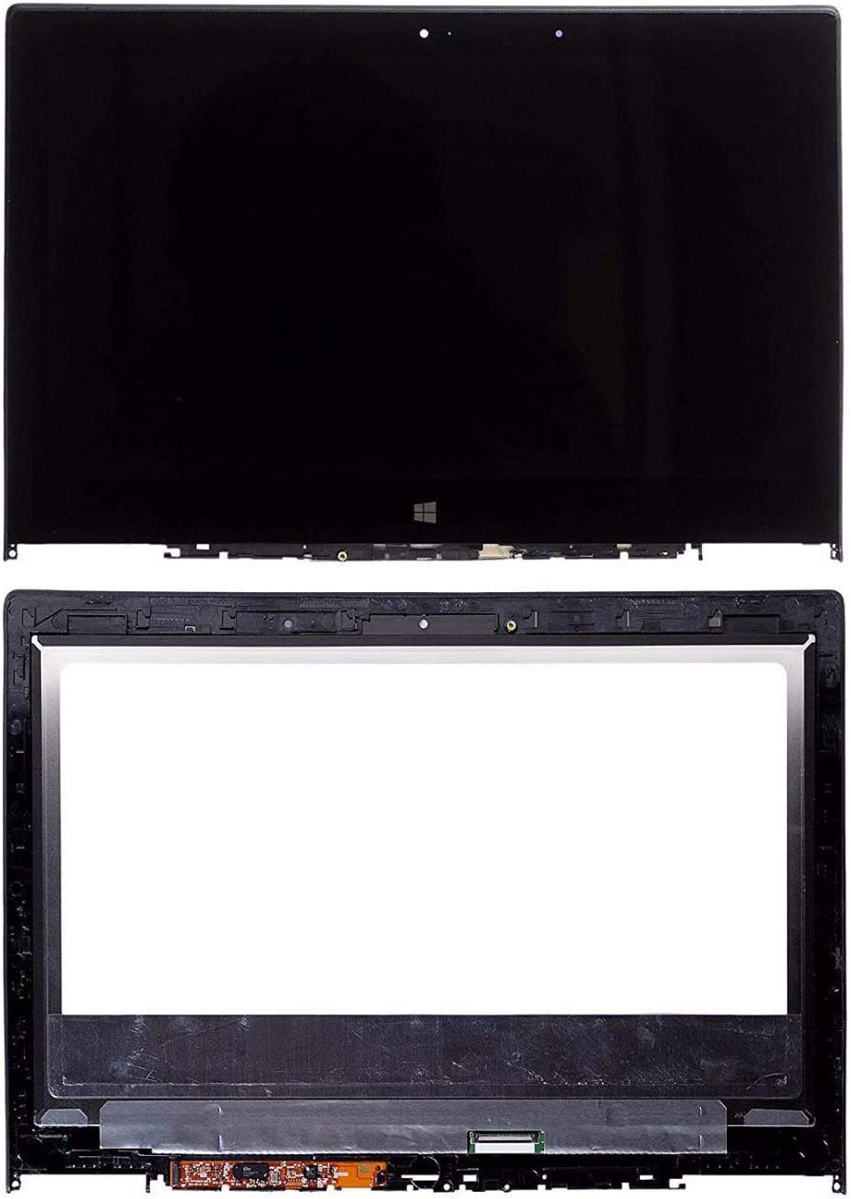 for Lenovo IdeaPad Yoga 2 Pro 13 20266 LTN133YL02-L01 Full LCD Display Panel Touch Screen Glass Monitor Digitizer Assembly with Frame