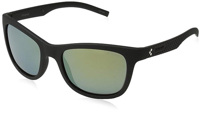 POLAROID SPORT Men's Pld 7008/N LM Sunglasses, Matt Black, ...