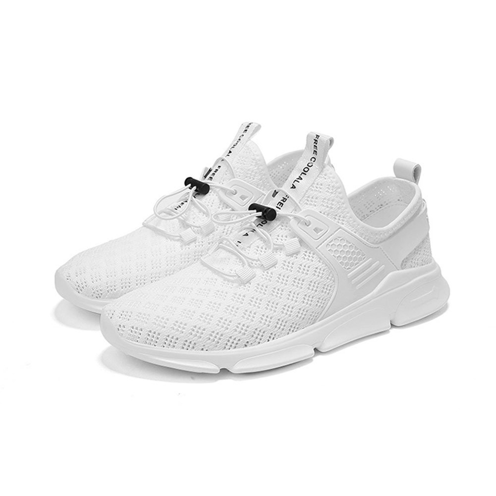 new product 844d3 87a9f Lovers Tulle Sneakers 2018 Summer Fall Comfort Breathable   Hollow Knit  Sports Fashion Casual Running Shoes Men Ladies Low-top Casual Shoes Travel  Shoes ...