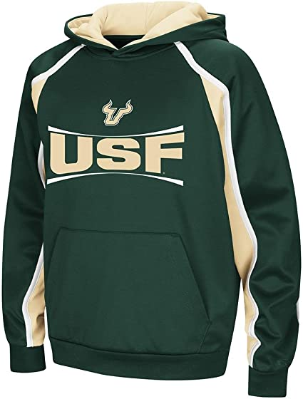 Colosseum Youth USF Bulls Pull-Over Hoodie