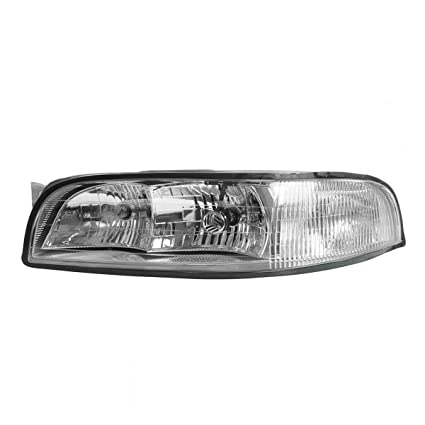 Headlight Headlamp Driver Side Left LH For 97 99 Buick LeSabre