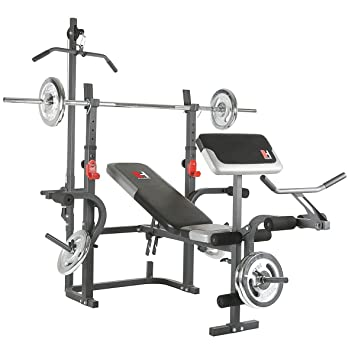 banc de musculation bermuda xt pro hammer 4508