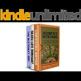 MIDBURY MURDERS BOOKS 1-3 SET