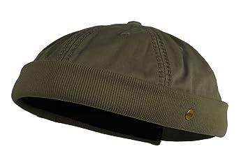 54131dfd90 Balke Bonnet Docker sans Visière, Couleur:olive: Amazon.fr: Sports ...