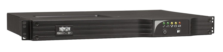 120V 800W Line-Interactive Tripp Lite 1000VA Smart UPS Back Up USB 1U Rackmount DB9 Sine Wave SMART1000RM1U AVR ENERGY STAR