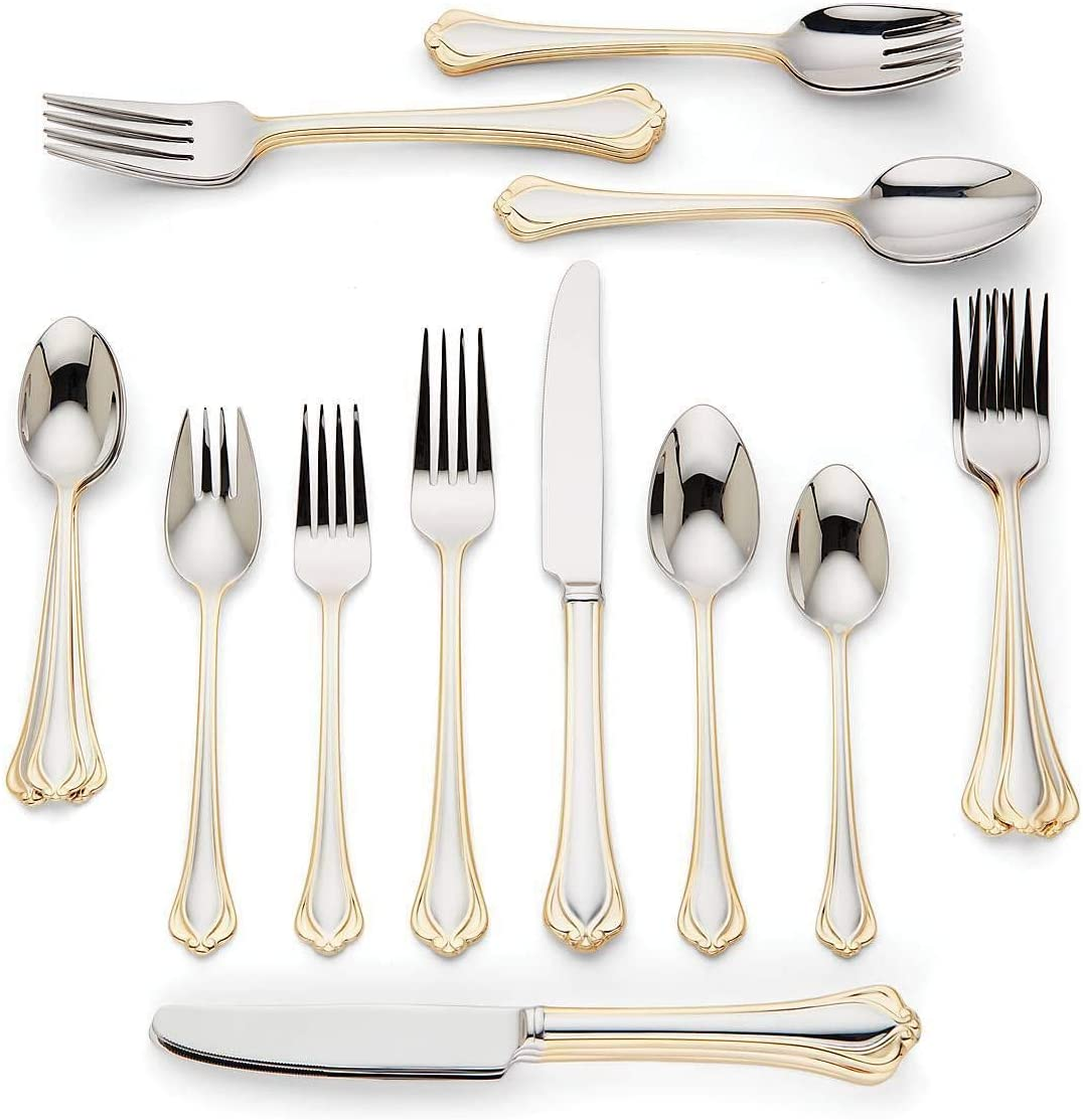 Details about  /Lenox ALCOTT Stainless 18//10 Glossy Silverware CHOICE Flatware