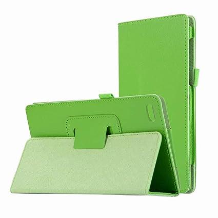 HereMore Funda Lenovo Tab 7 Essential, Folio Case Smart ...