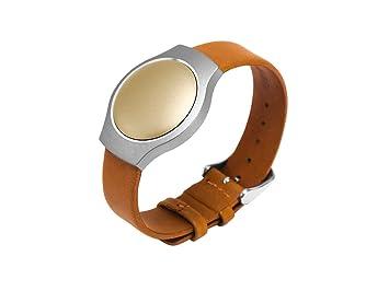 Misfit SB0D0 Correa para Reloj - Correas para Relojes Bronceado: Amazon.es: Relojes